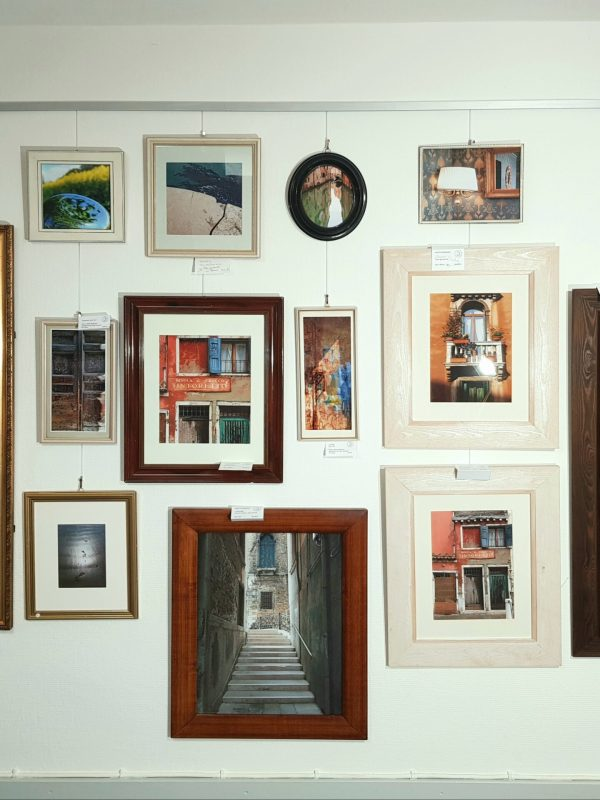 Galerie Wand