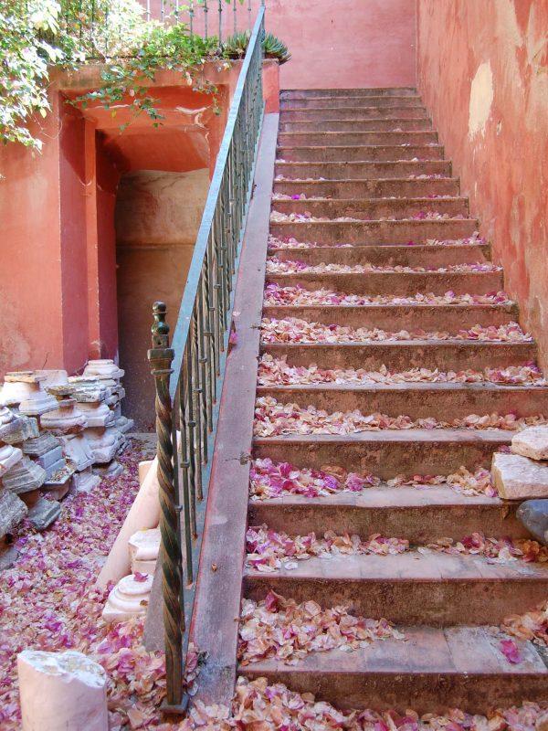 Sevillanische Treppe